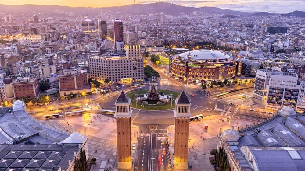 Barcelona viajar