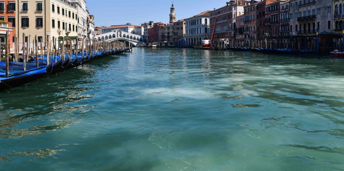 Canales venecia 2020