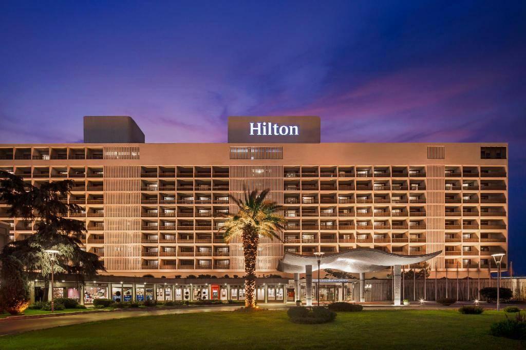 Hilton hotel 2020