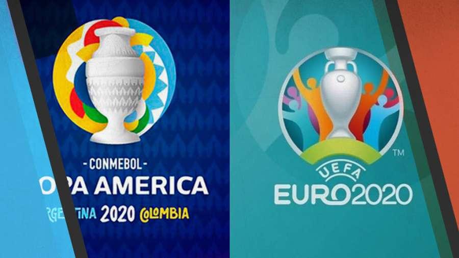 Copa América et Eurocopa 2020 suspendues, adoptées pour 2021 - Championnat d'Europe 2020