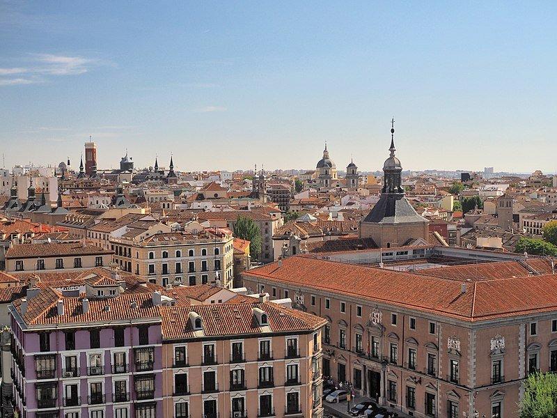 Ciudad Madrid
