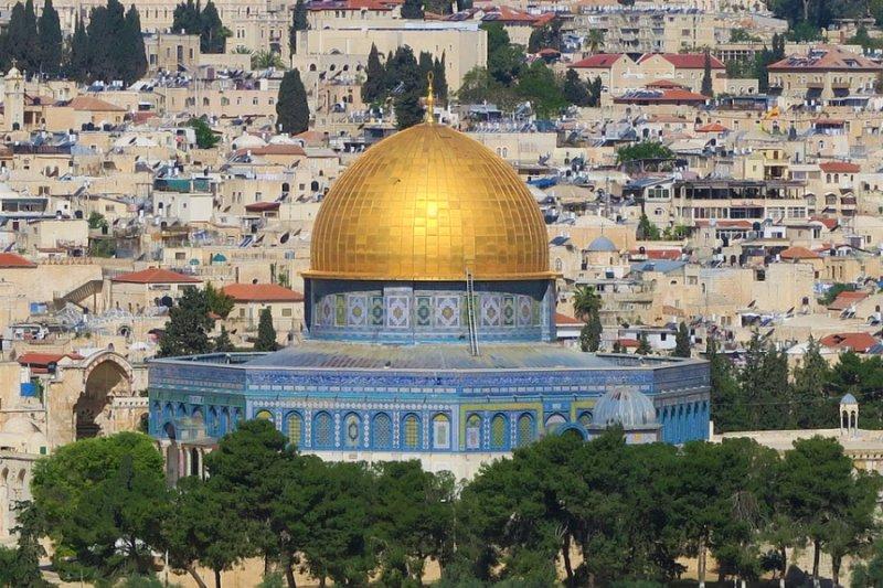 Jerusalen ciudad