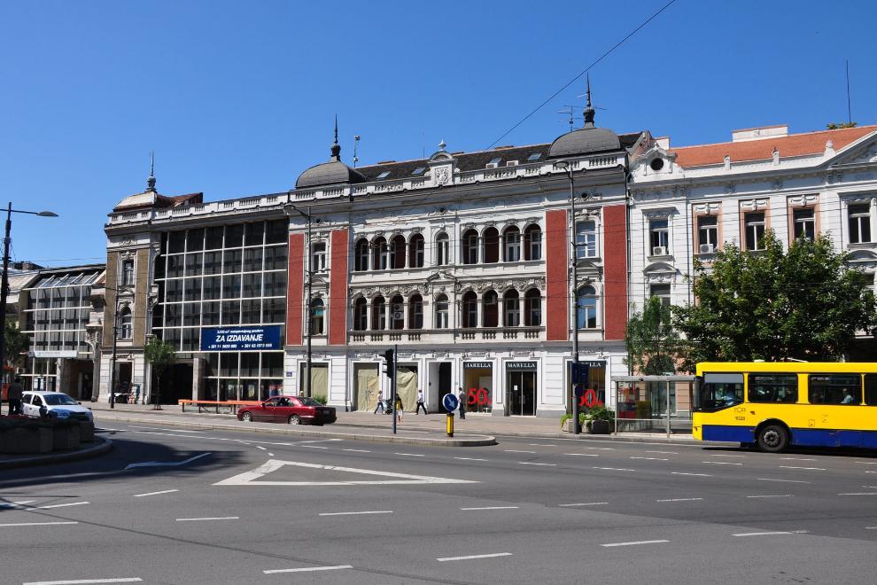 Belgrado-barrios