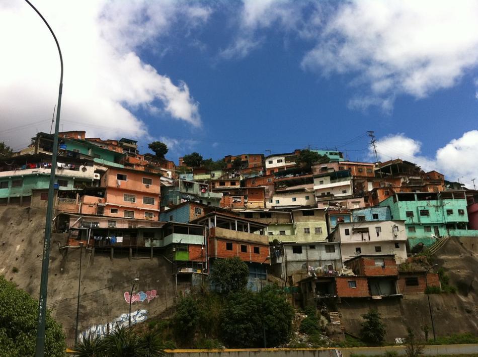 Caracas-Barrios