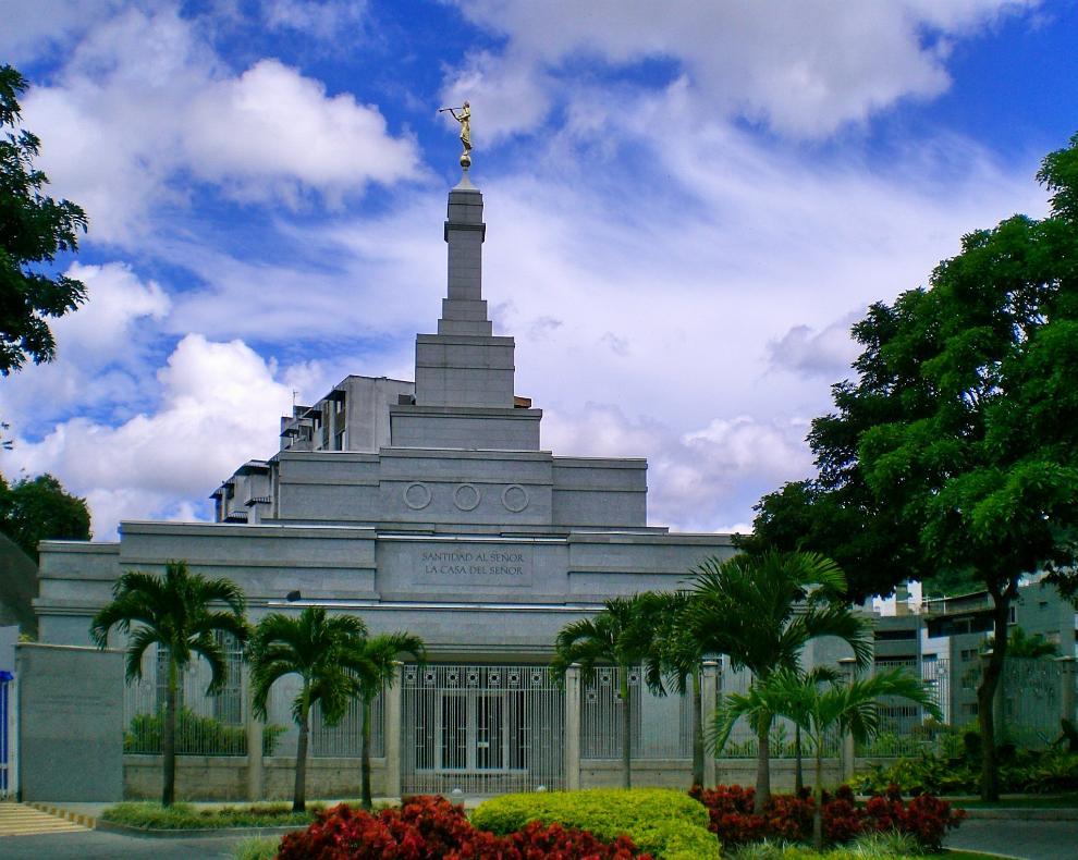 Caracas-Templo
