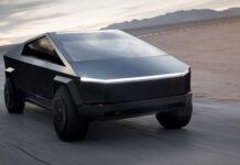 Cibertruck Tesla