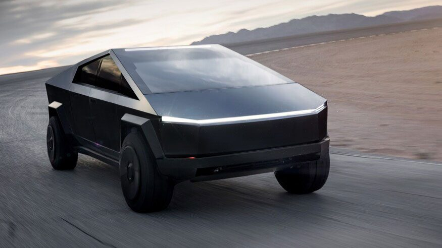 Cibertruck-Tesla