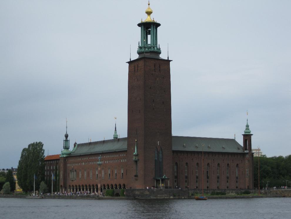 Estocolmo-Europa