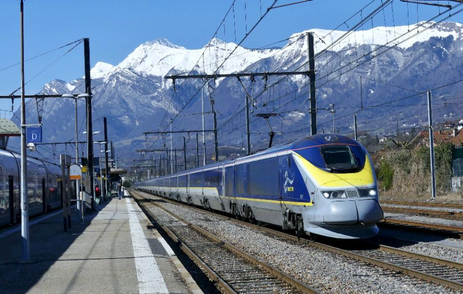 Eurostar-Tren