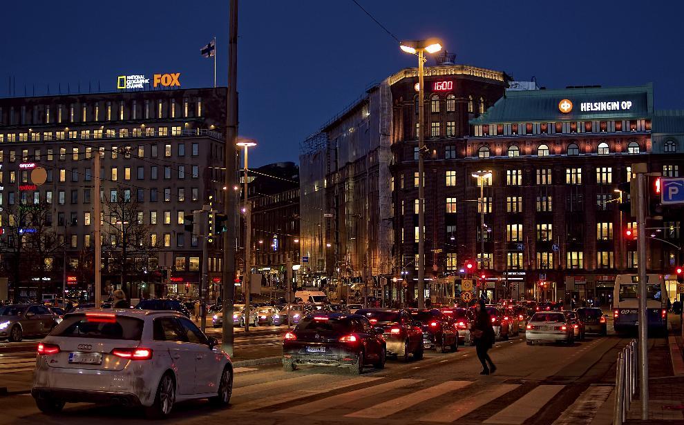 Helsinki-barrios