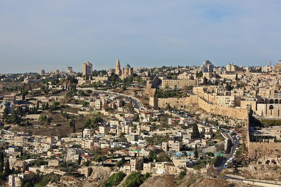 Jerusalen-Ciudad
