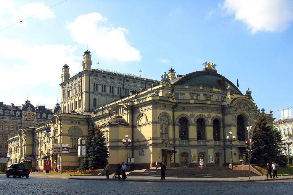 Kiev-Opera