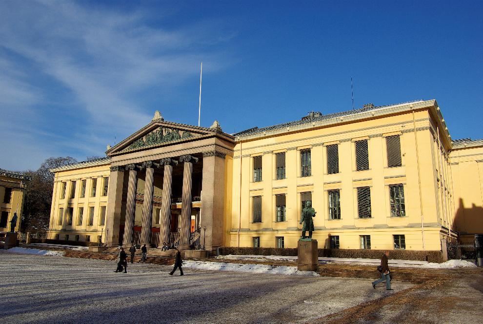 Oslo-universidad