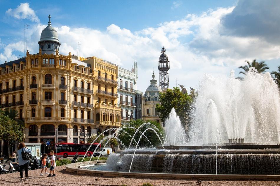 Plaza-Valencia