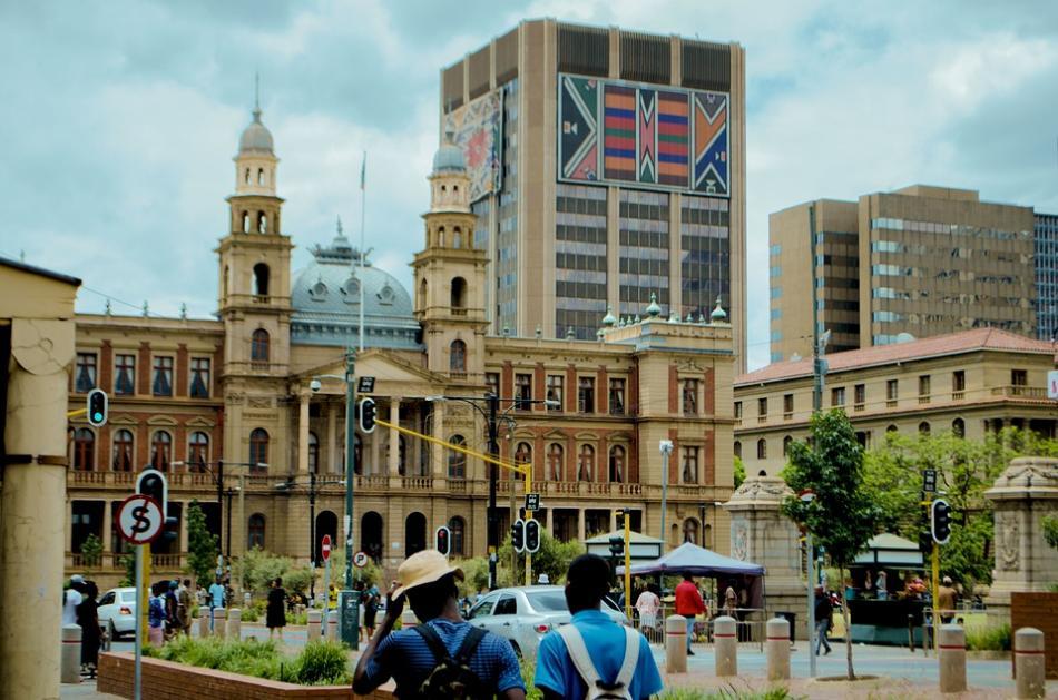 Pretoria-ciudad