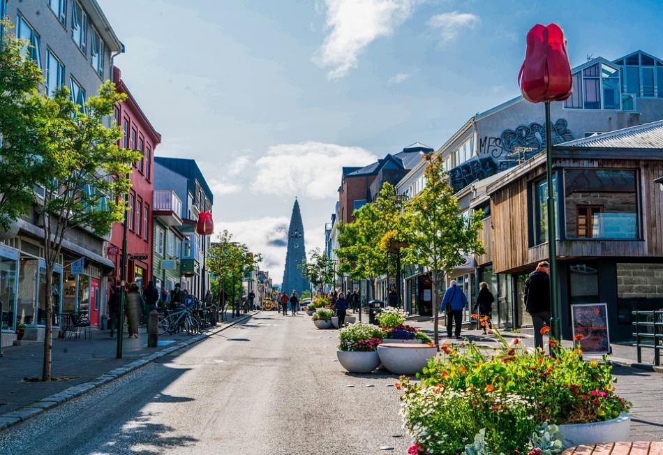Reykjavik-ciudad