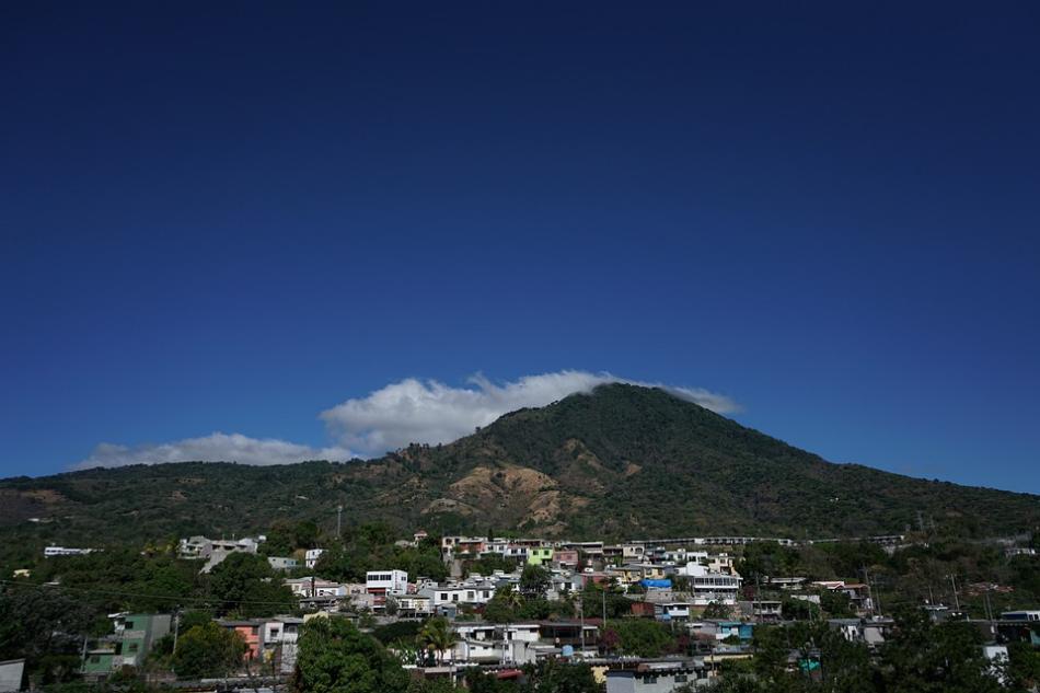 San-Salvador-Volcan