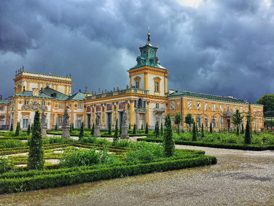 Varsovia-Europa