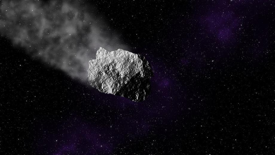 Asteroide-espacial