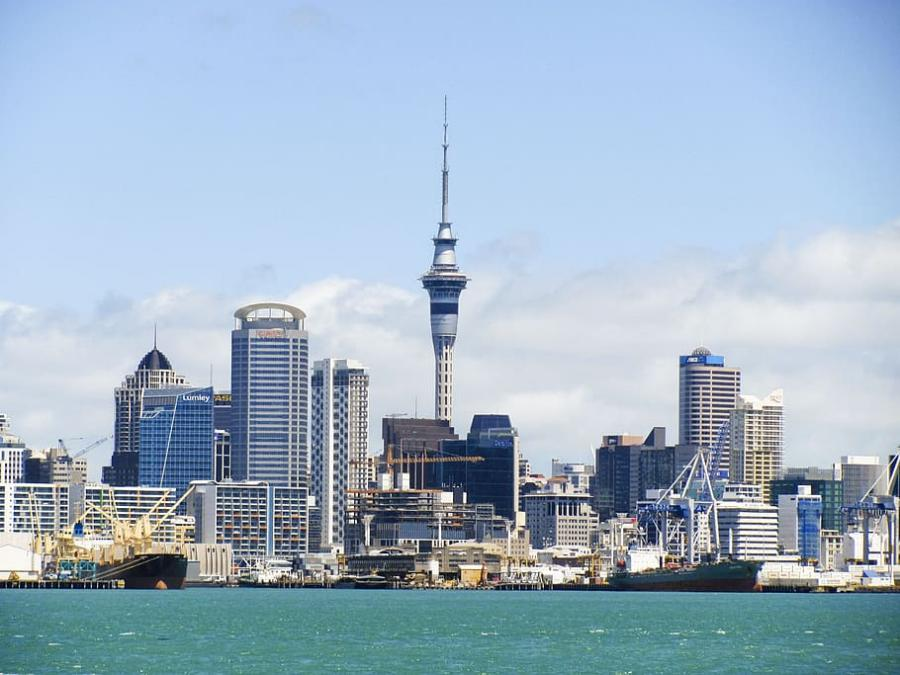 Auckland-Nueva-Zelanda