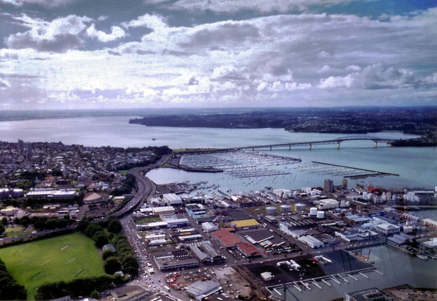 Auckland-Oceania