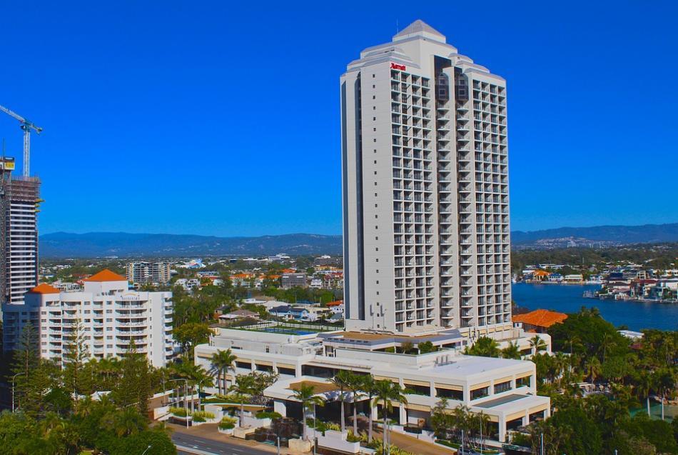Hoteles-modernos