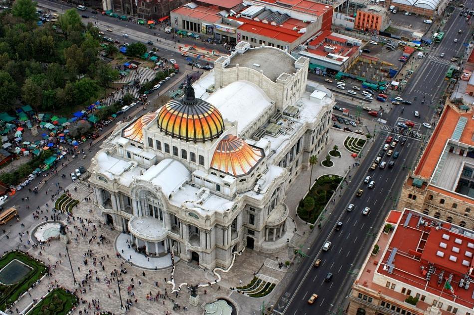 Mexico-Bellas-Artes
