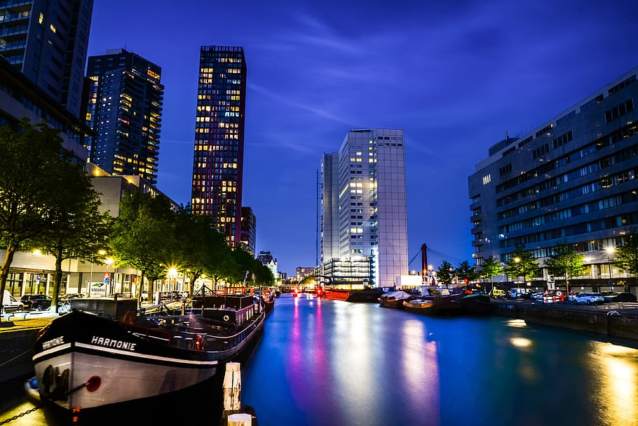 Rotterdam-holanda