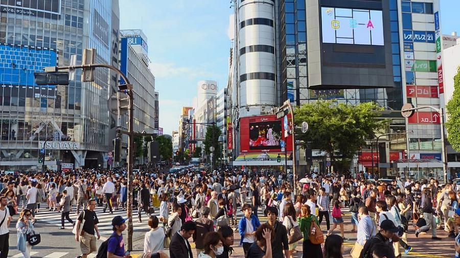 Tokio-ciudad