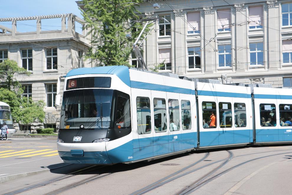 Tren-Zurich