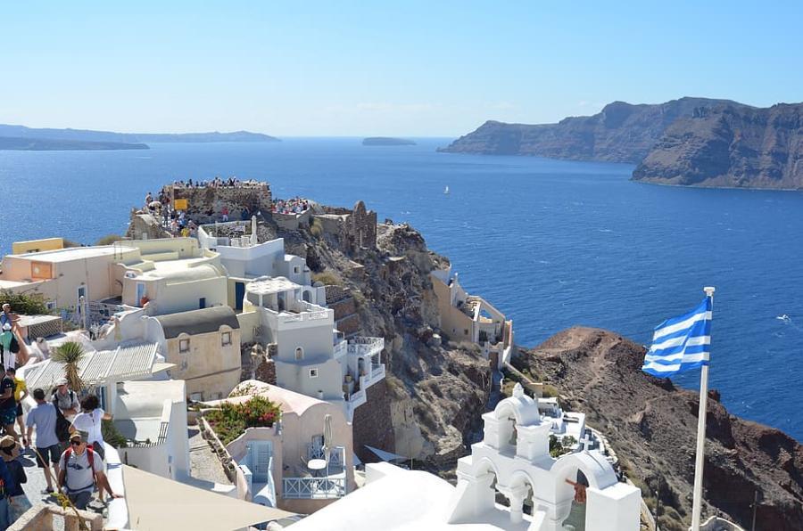Turismo-Grecia