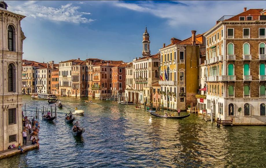 Venecia-Europa