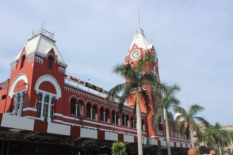 Chennai-estacion