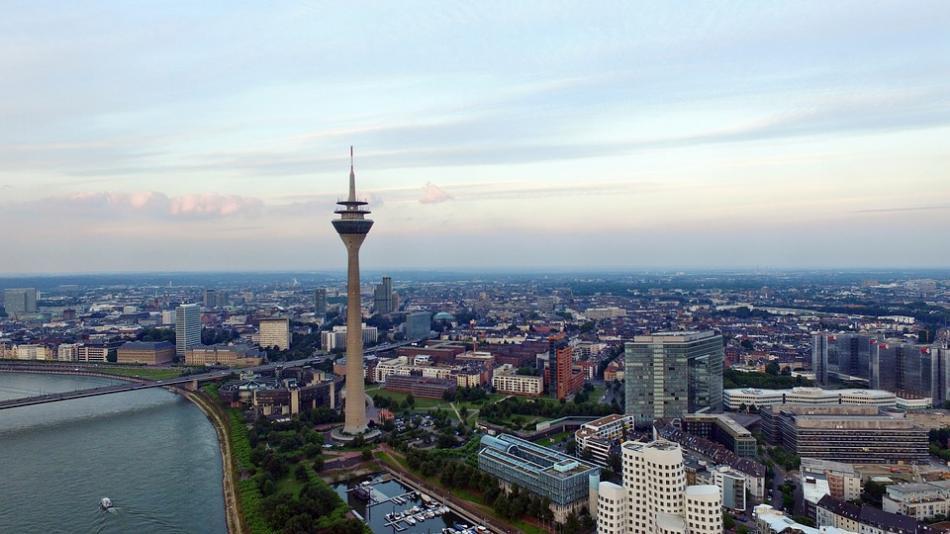 Dusseldorf-Alemania