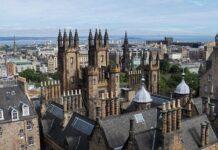 Edimburgo-Escocia