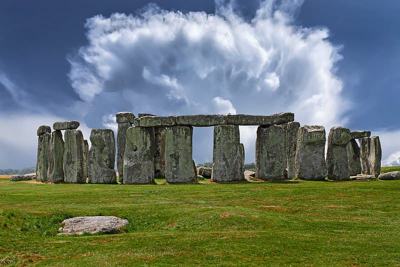 Stonehenge-monumento