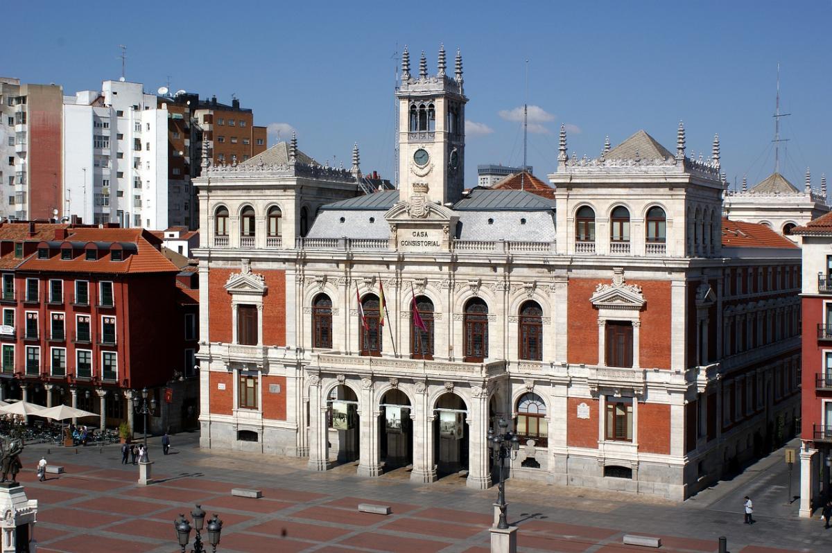 Valladolid-España