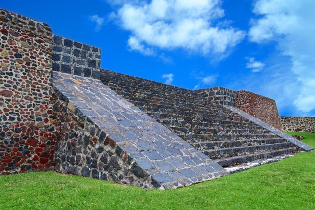 Chimalhuacán.ciudad zona arqueologica