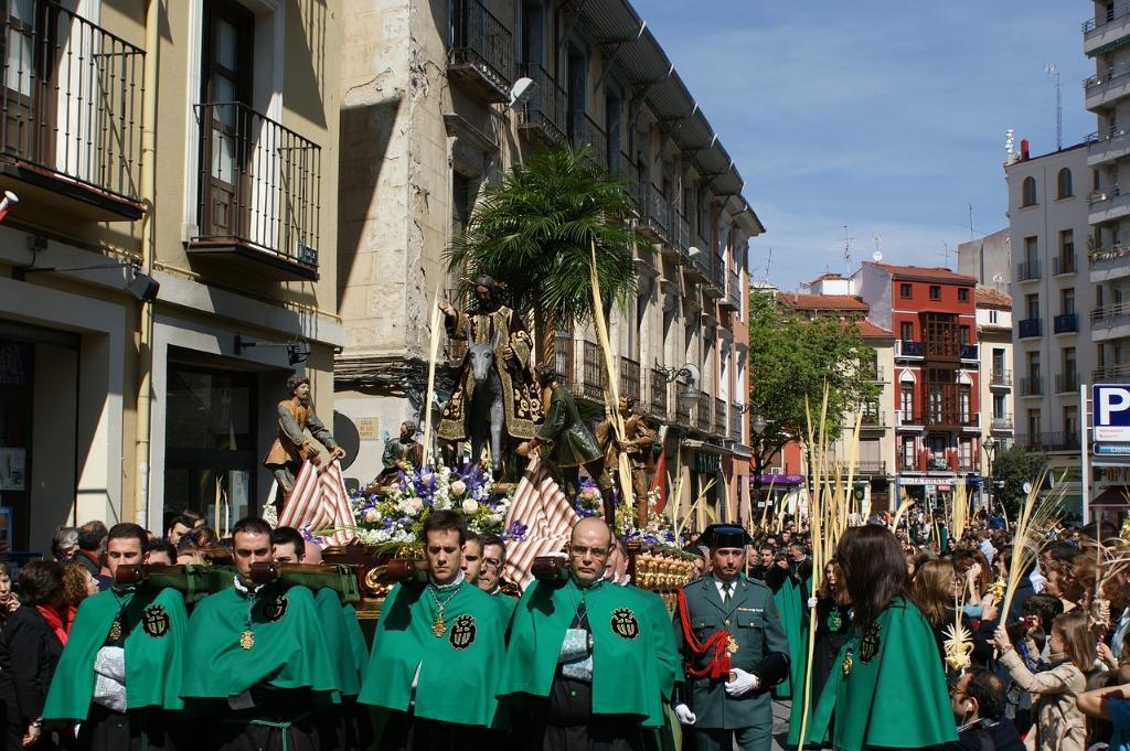 España Valladolid celebración