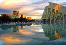 valencia ciudad de las ciencias españa
