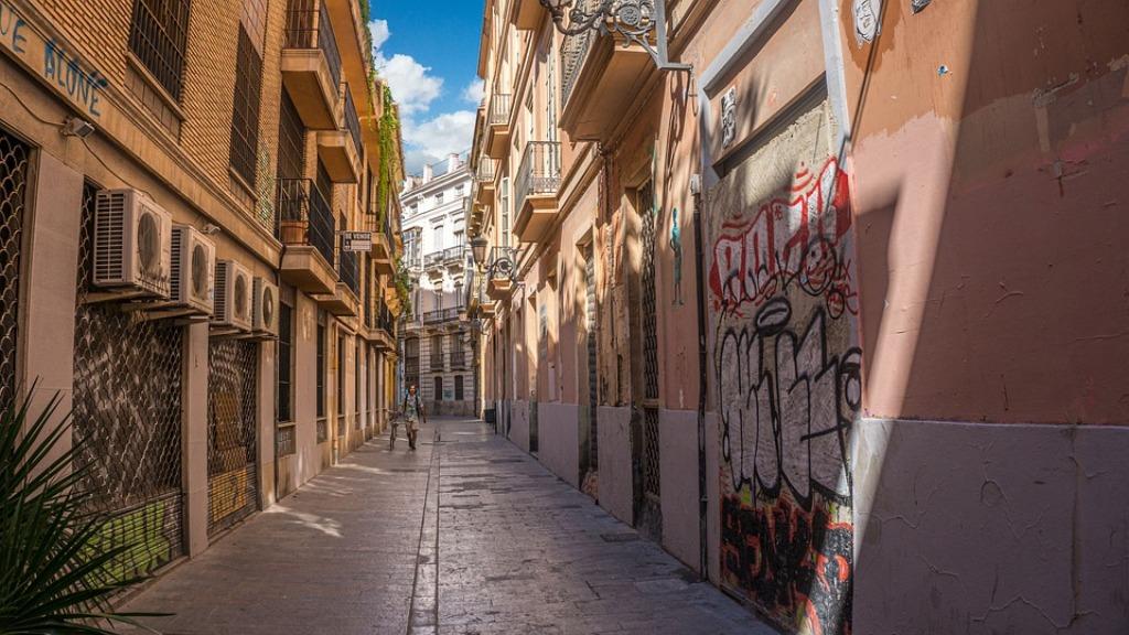 valencia ciudad calles