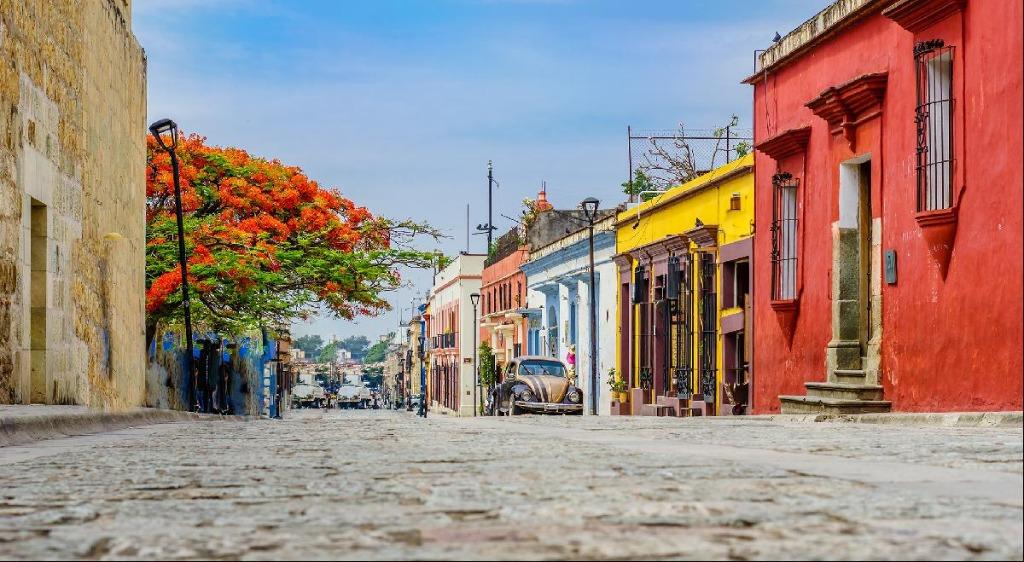 mexico Oaxaca de Juárez