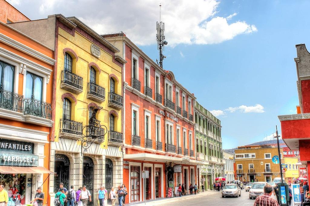 Pachuca de Soto ciudad