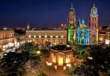 Santiago de Querétaro mexico ciudad