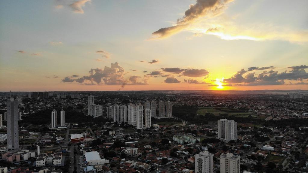 Goiânia ciudad brasil