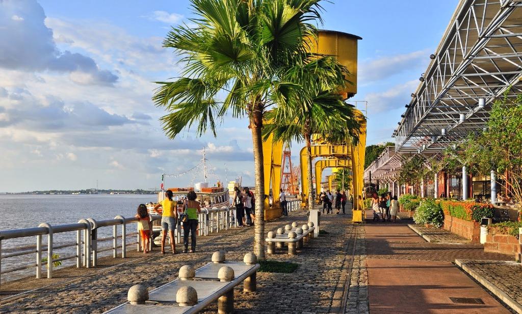 belem ciudad brasil