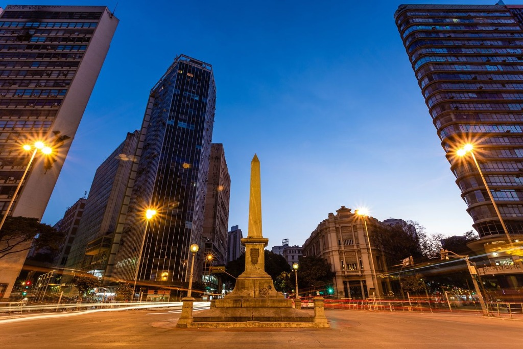 Belo Horizonte ciudad brasil
