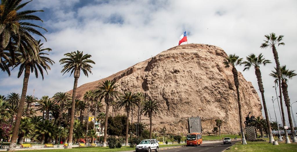 arica ciudad chile