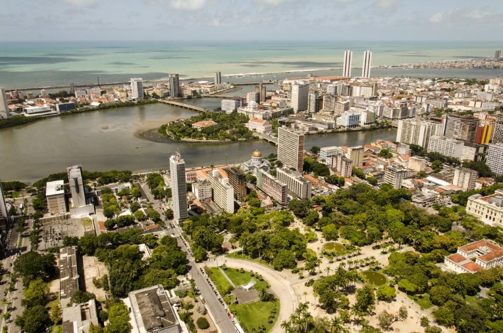 boa vista ciudad brasil