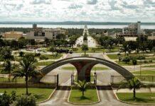 palmas ciudad brasil